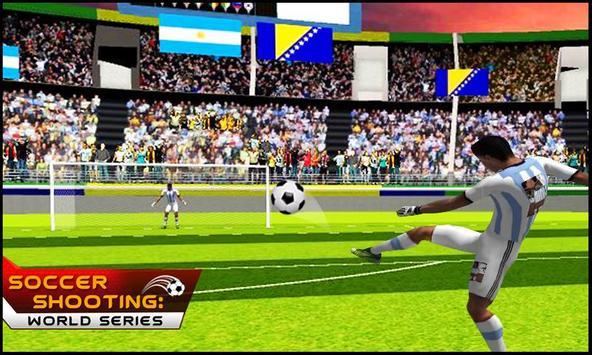 Soccer Shooting : World Series screenshot 8