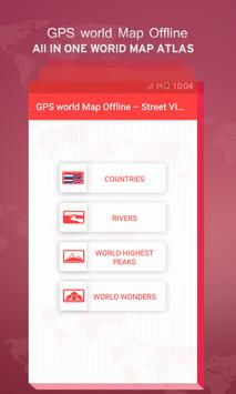 Gps world map offline street view navigation for android apk gps world map offline street view navigation captura de pantalla gumiabroncs Image collections