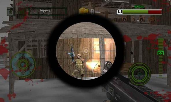 Commando Assassin Mission apk screenshot