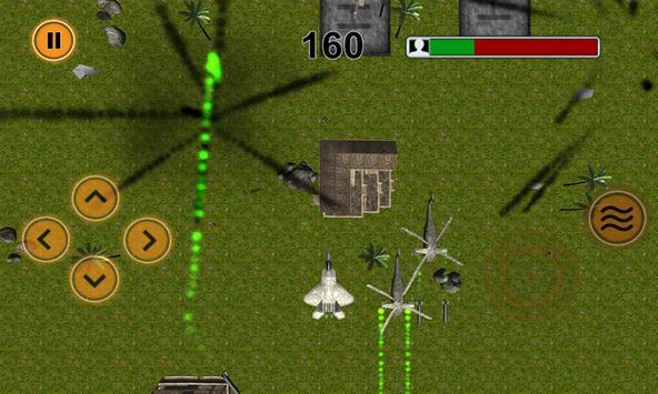Comando Jambo Jet Air Attack apk screenshot
