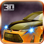 Real Car Driving Simulator 3d icon