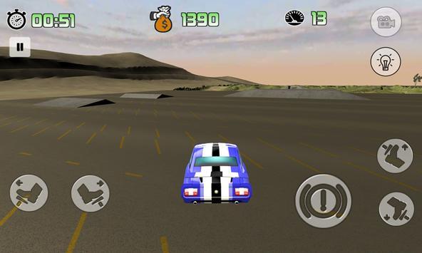 Real Car Driving Simulator 3d poster