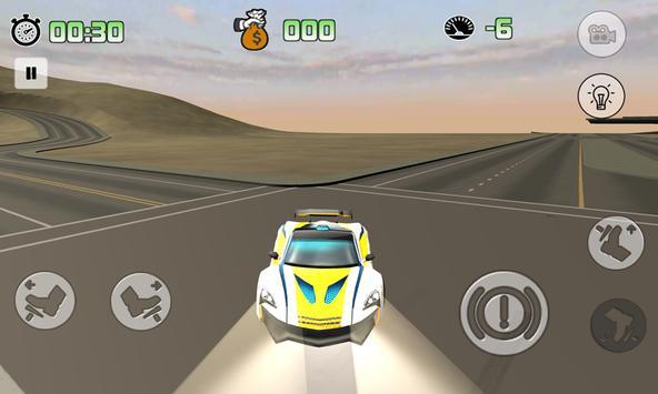 Real Car Driving Simulator 3d screenshot 4