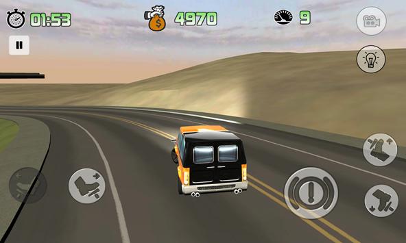 Real Car Driving Simulator 3d screenshot 5
