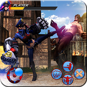 Police Force Street Fighting icon