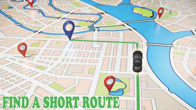 GPS Navigation & Direction screenshot 2