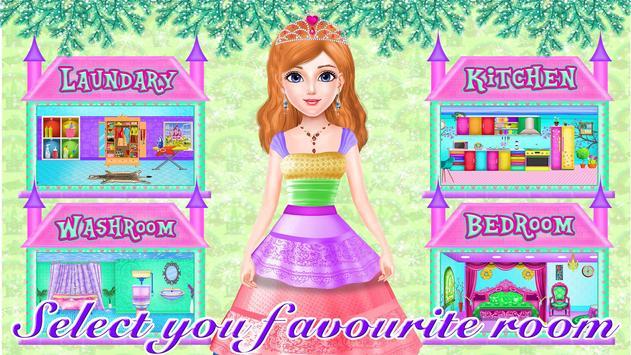 Doll House Decoration Girls Games screenshot 7