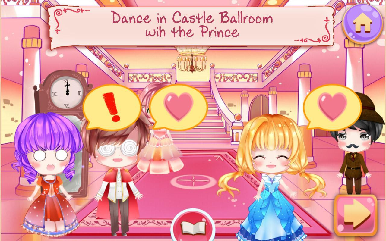 Cinderella Free Princess Story for Android - APK Download