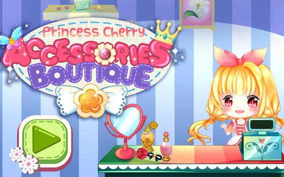 Princess Cherry's Fashion Accessories Boutique screenshot 3