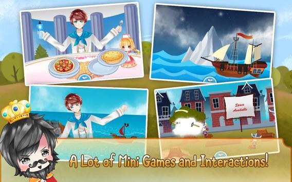 Gulliver's Travel, Kids Bedtime Storybook Stories screenshot 15