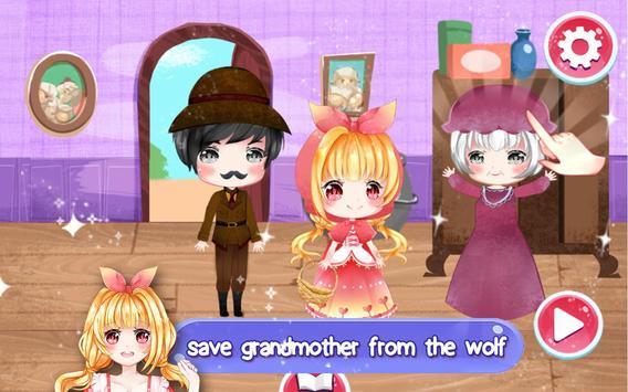 Little Red Riding Hood, Bedtime Book Fairytales screenshot 3