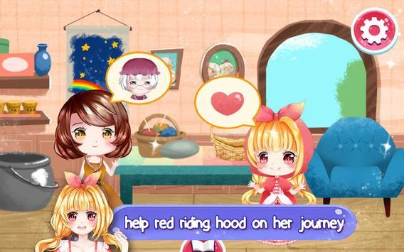 Little Red Riding Hood, Bedtime Book Fairytales screenshot 4