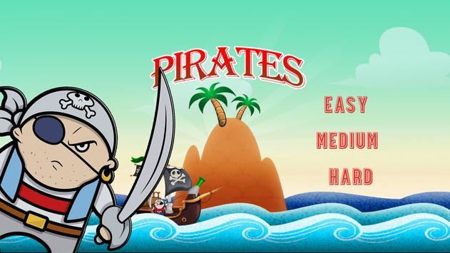 Pirates - War Game poster