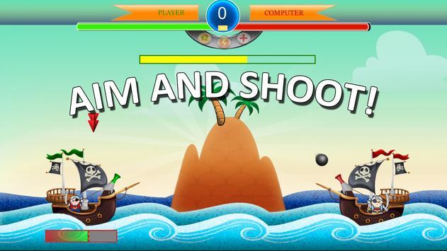 Pirates - War Game apk screenshot