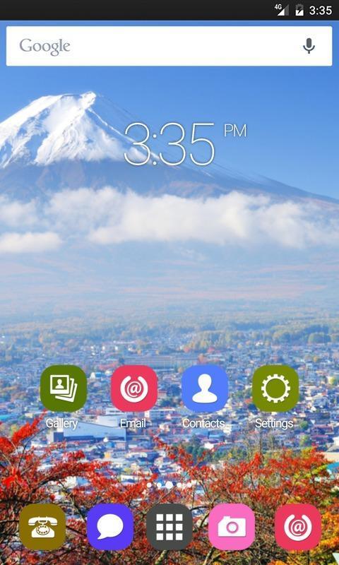 Mount Fuji Japan Multi Theme poster