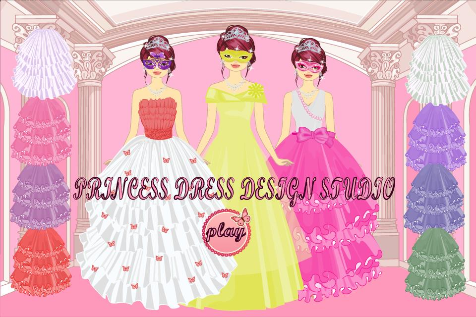 Princess Dress Design Studio For Android Apk Download