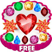 Princess Jewels Mania icon
