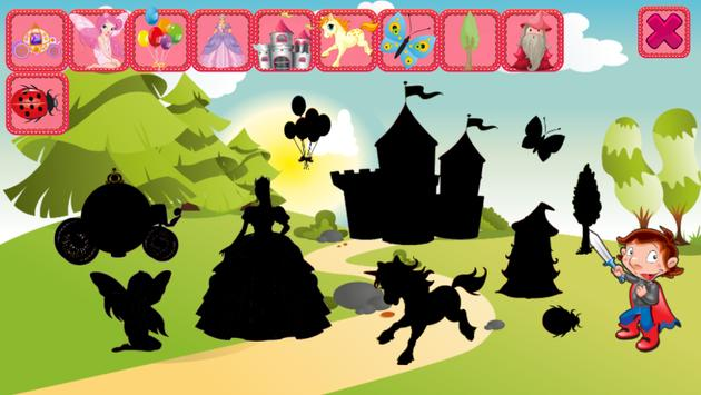 Princess Puzzle screenshot 4