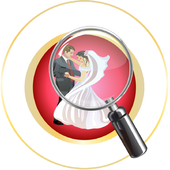 Bride And Groom Hidden Object icon