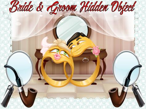 Bride And Groom Hidden Object screenshot 3