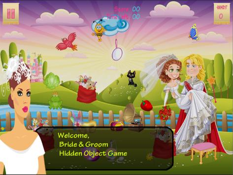 Bride And Groom Hidden Object screenshot 5
