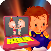 Baby Laptop - Kids Computer icon