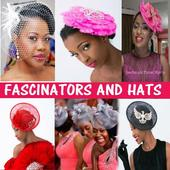 Fascinators and Hats icon