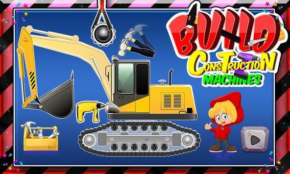 Build Construction Machines screenshot 3