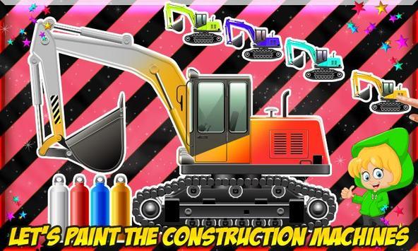 Build Construction Machines screenshot 2