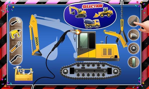 Build Construction Machines screenshot 4