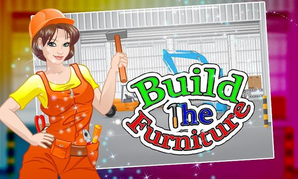 Build The Furniture & Fix It apk screenshot