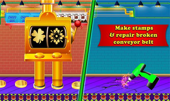 Chocolate Coin Factory: Money Candy Making Games screenshot 4