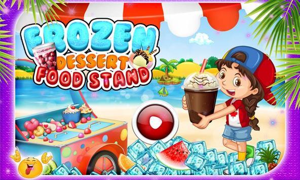 Frozen Dessert Food Stand screenshot 3