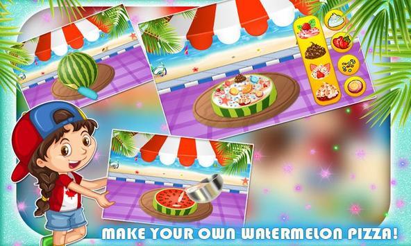 Frozen Dessert Food Stand screenshot 2