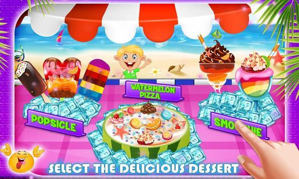 Frozen Dessert Food Stand screenshot 4