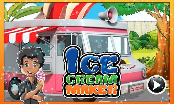 Ice Cream Maker Parlor screenshot 3