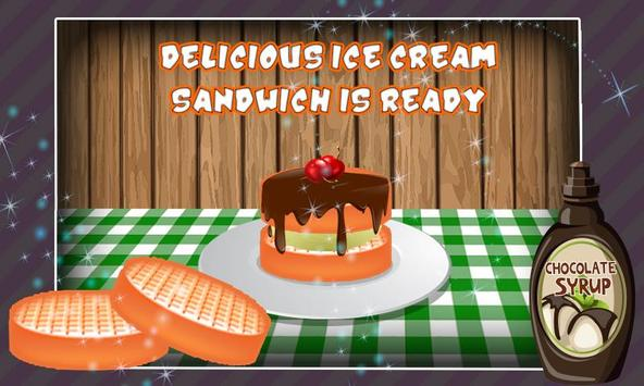 Ice Cream Sandwich Maker screenshot 1