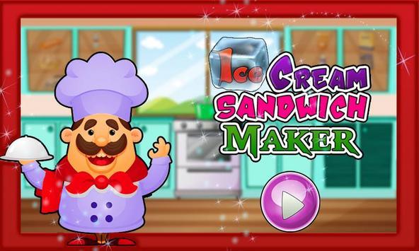 Ice Cream Sandwich Maker screenshot 3