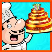 Jam Cake Bakery Shop icon