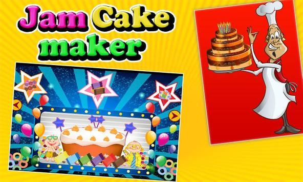 Jam Cake Bakery Shop apk screenshot