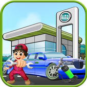 Limo Car Maker & Builder: Auto Cars Workshop Game icon