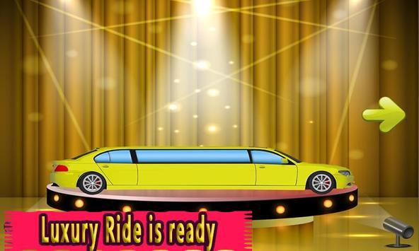 Limo Car Maker & Builder: Auto Cars Workshop Game apk screenshot
