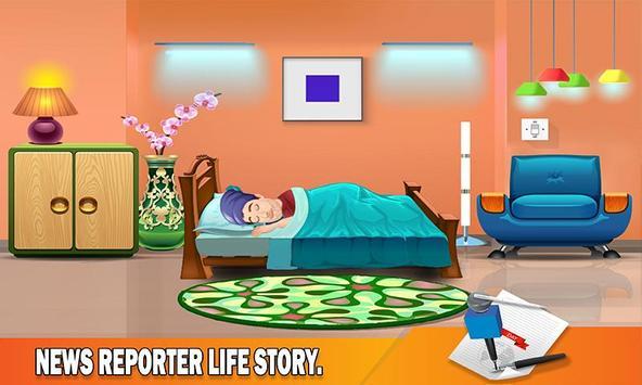 TV Reporter News Adventure: Life Role Story screenshot 4
