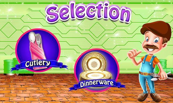 Utensils Maker Factory: Make Plates, Spoon & Fork screenshot 12