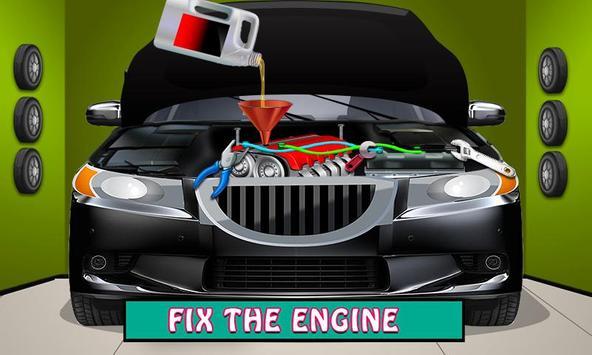 Wedding Limo Car Repair Decoration Fix It Garage For Android Apk