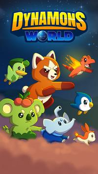 Dynamons World-poster