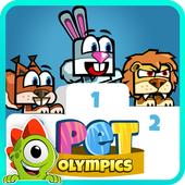 Pet Olympics - World Champion icon