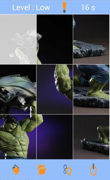 Puzzle Hulk Superhero Toys Kids poster