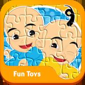 Puzzle Upin Ipin Toys Kids icon