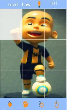 Puzzle Upin Ipin Toys Kids screenshot 1